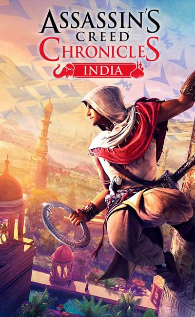 Assassin's Creed Chronicles India (2016)