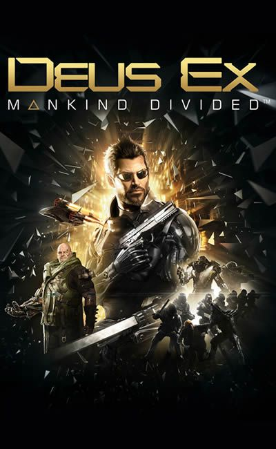 Deus Ex Mankind Divided (2016)
