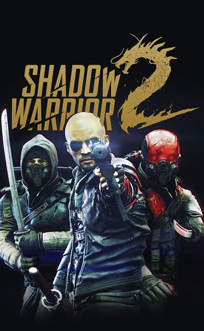 Shadow Warrior 2 (2016)