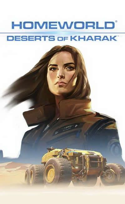 Homeworld Deserts of Kharak (2016)