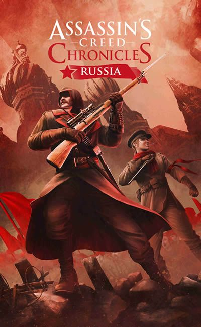 Assassin's Creed Chronicles Russia (2016)