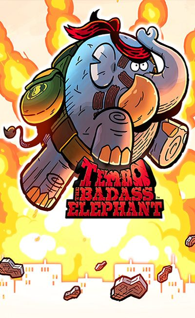 Tembo the Badass Elephant (2015)