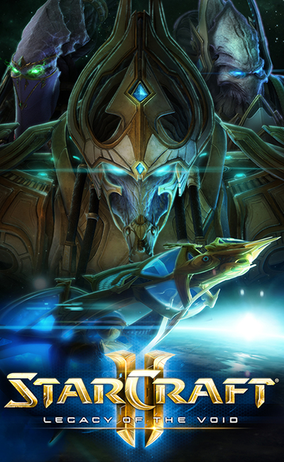 StarCraft II Legacy of the Void (2015)