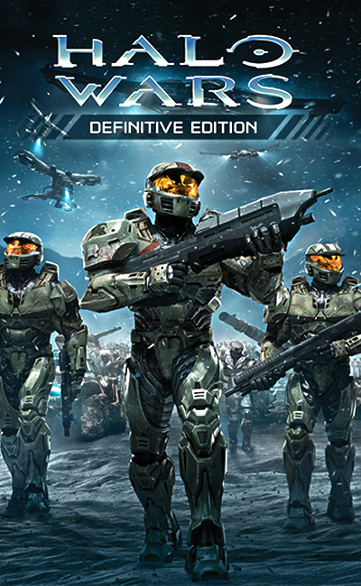 Halo Wars Definitive Edition (2016)