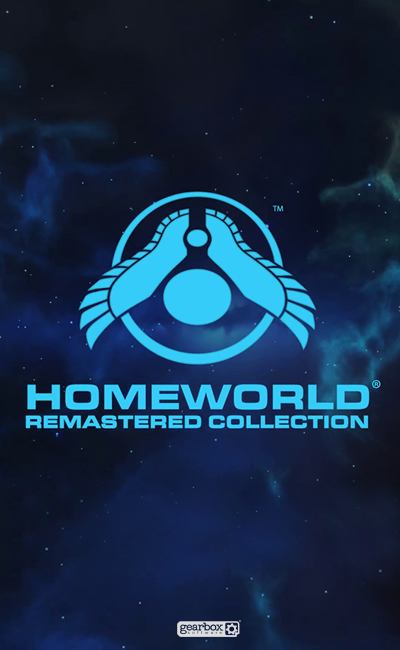 Homeworld Remastered Collection (2015)