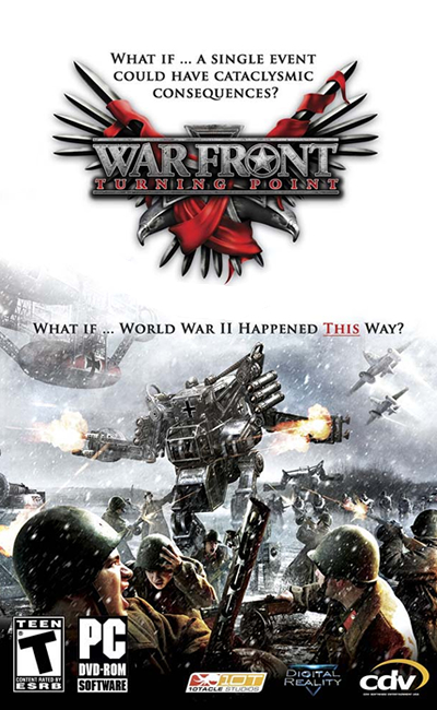 War Front Turning Point (2007)