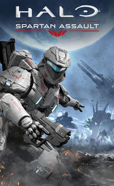 Halo Spartan Assault (2013)