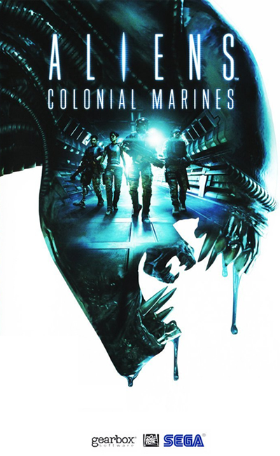 Aliens Colonial Marines (2013)