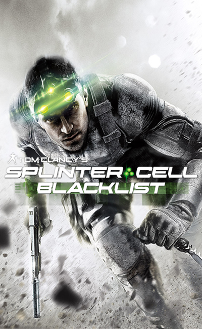 Tom Clancy's Splinter Cell Blacklist (2013)