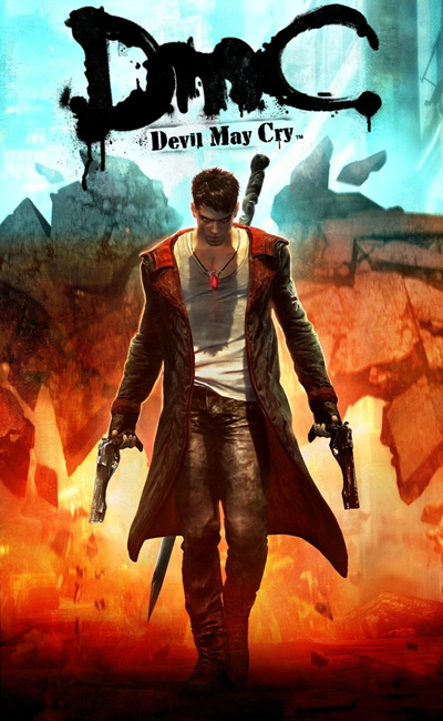DmC Devil May Cry (2013)