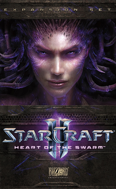 StarCraft II Heart of the Swarm (2013)