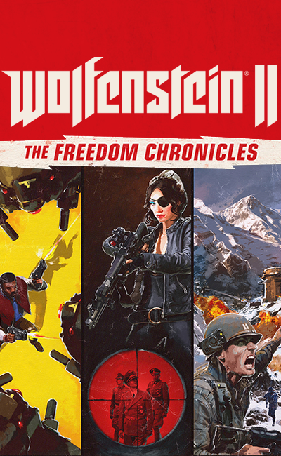 Wolfenstein II The Freedom Chronicles (2017)