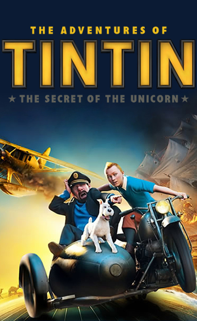 The Adventures of Tintin The Secret of the Unicorn (2011)