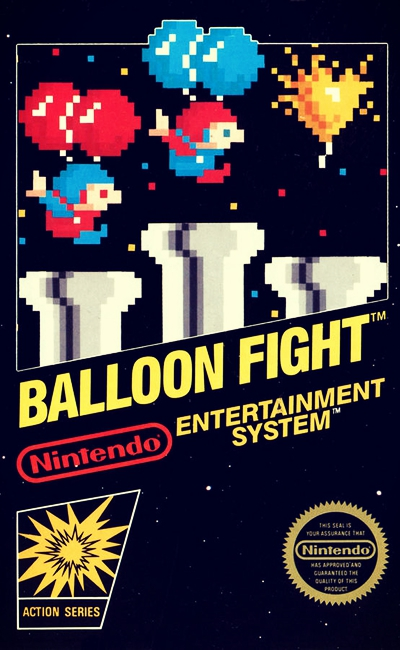Balloon Fight (1985)