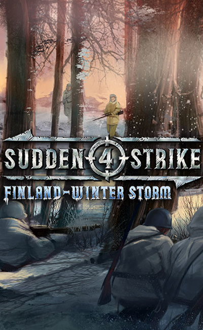 Sudden Strike 4 Finland Winter Storm (2018)