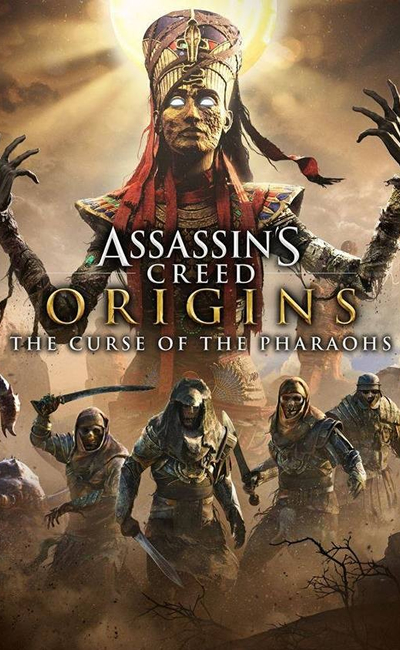 Assassin's Creed Origins The Curse of the Pharaohs (2018)
