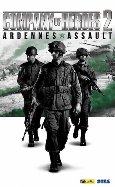 company2arendasult1 - Company of Heroes 2 Ardennes Assault (2014)