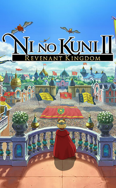 Ni no Kuni II Revenant Kingdom (2018)