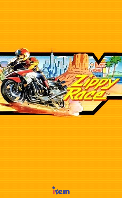 Zippy Race (1983)