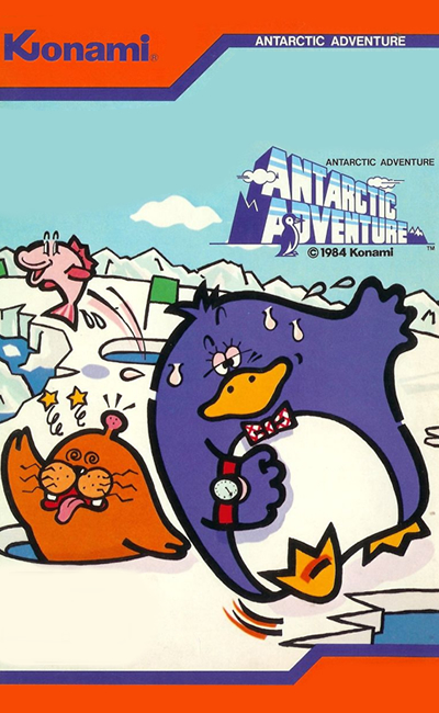 Antarctic Adventure (1983)