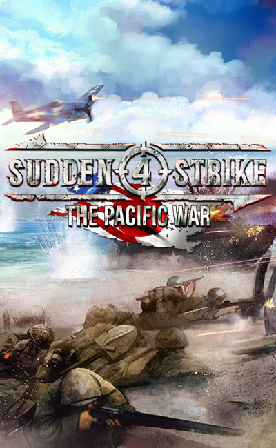 Sudden Strike 4 The Pacific War (2019)