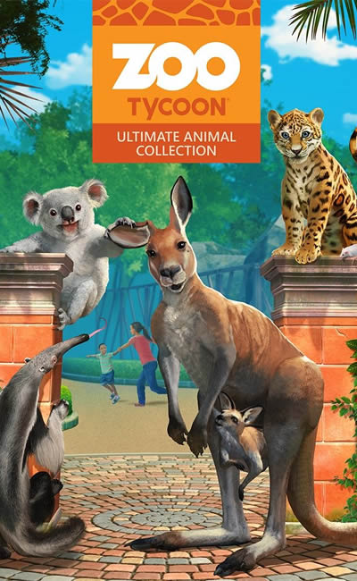 Zoo Tycoon Ultimate Animal Collection (2017)
