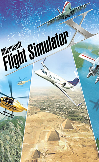 Microsoft Flight Simulator X (2006)