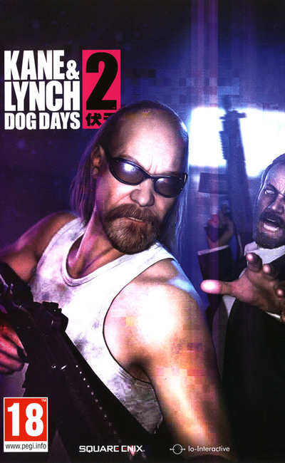 Kane & Lynch 2 Dog Days (2010)