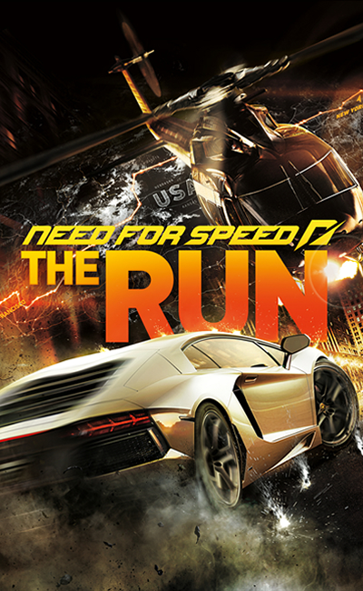 Need for Speed The Run (2011)