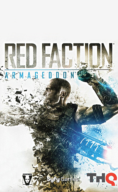 Red Faction Armageddon (2011)