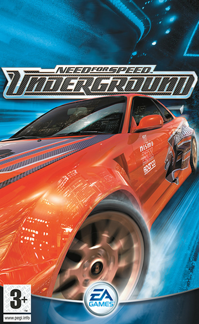 Need for Speed Underground (2003)