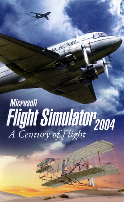 Microsoft Flight Simulator 2004 A Century of Flight (2003)