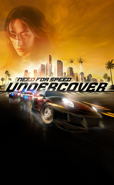 Need for Speed Undercover (2008)