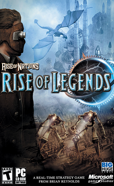 Rise of Nations Rise of Legends (2006)