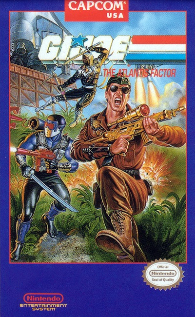 G.I. Joe The Atlantis Factor (1992)