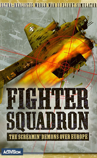 Fighter Squadron The Screamin' Demons Over Europe (1999)