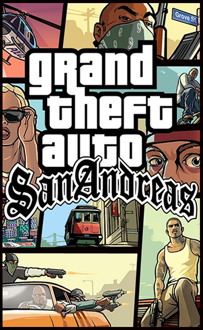 Grand Theft Auto San Andreas (2004)
