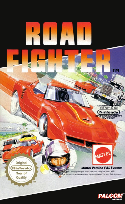 Road Fighter (1985)