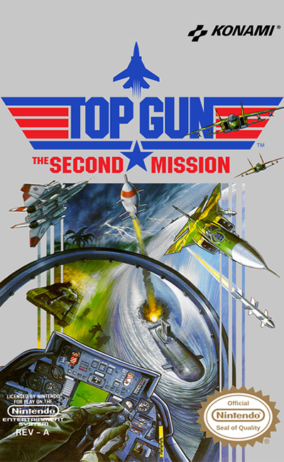 Top Gun The Second Mission (1989)