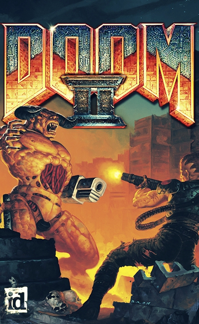 Doom II Hell on Earth (1994)