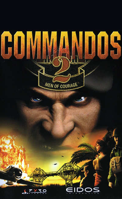 Commandos 2 Men of Courage (2001)