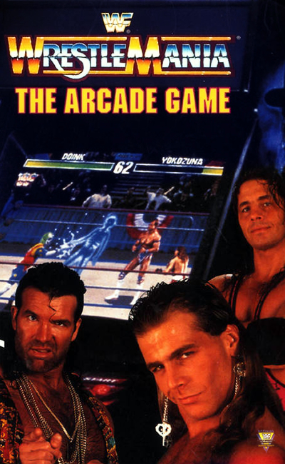 WWF WrestleMania The Arcade Game (1997)