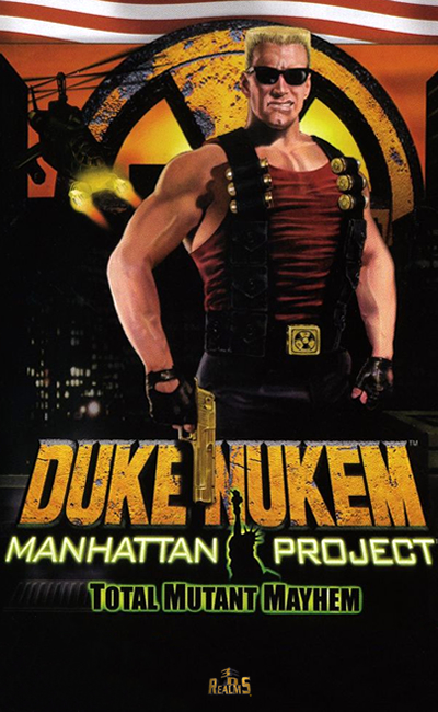 Duke Nukem Manhattan Project (2002)