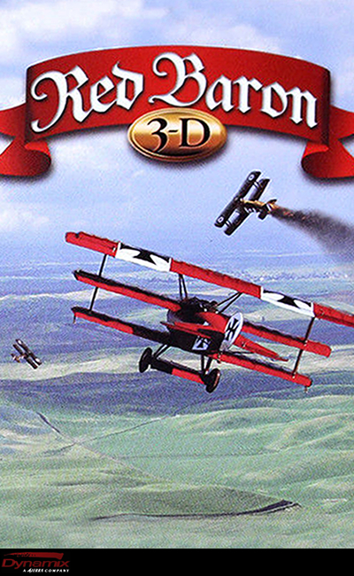 Red Baron 3D (1998)