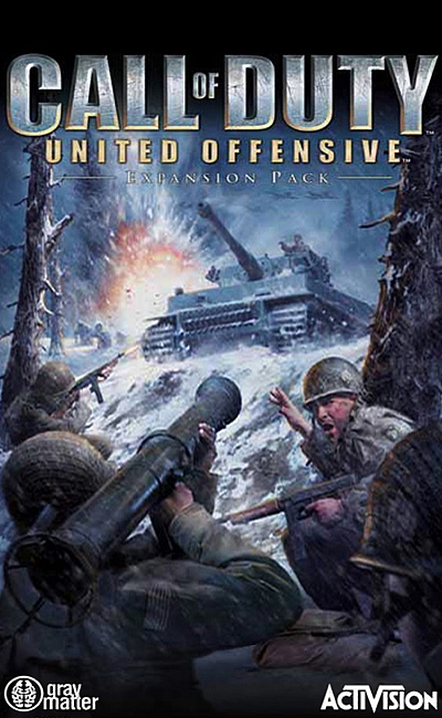 Call of Duty United Offensive (2004)