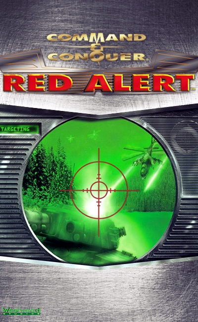Command & Conquer Red Alert (1996)