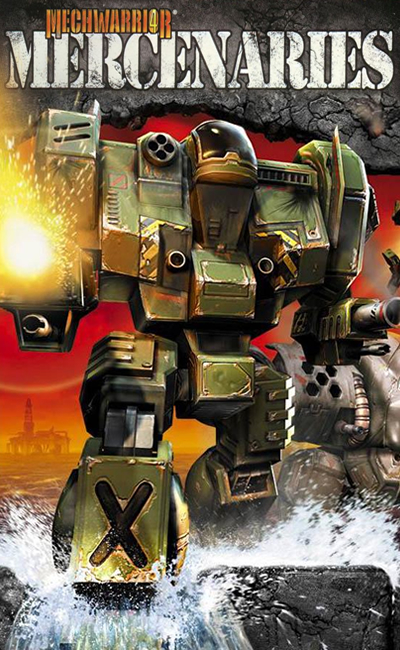 MechWarrior 4 Mercenaries (2002)