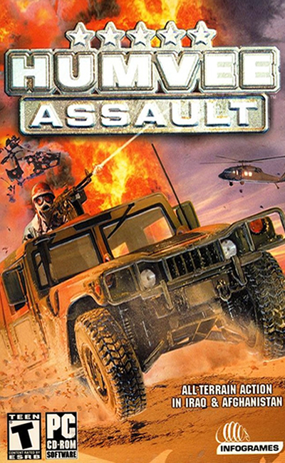 Humvee Assault (2003)