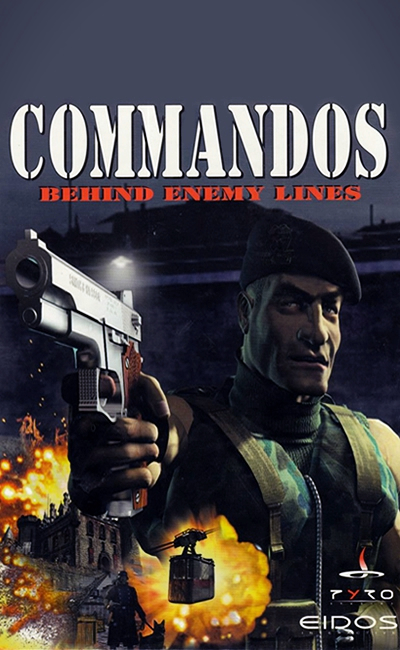 Commandos Behind Enemy Lines (1998)