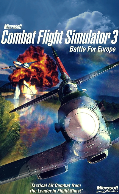 Combat Flight Simulator 3 Battle for Europe (2002)